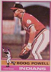 1976 Topps Baseball Cards      045      Boog Powell